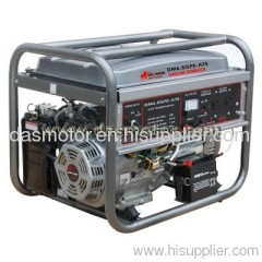 ATS gasoline portable home backup generator