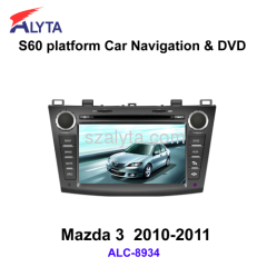 Mazda 3 Navigation DVD Player