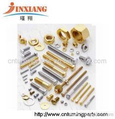 CNC machining aluminium Non-standard screws