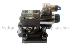 Solenoid relief valves