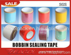Printed Bobbin Sealing Tapes