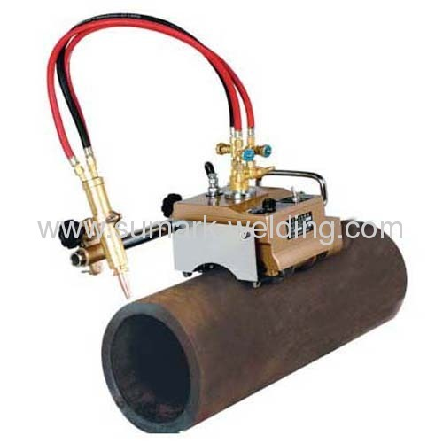 Magnetic Gas Cutting Pipe Machine; Pipe Gas Cutting Machine
