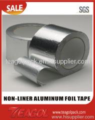 Cinta de aluminio no liner