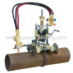 Magnetic Gas Cutting Pipe Machines; Pipe Gas Cutting Machine