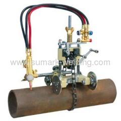 Magnetic Gas Cutting Pipe Machines; Pipe Gas Cutting Machine