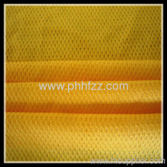 Polyester mesh shoes fabric