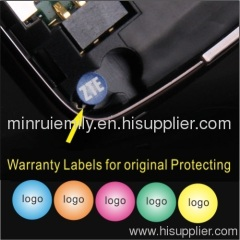 warranty seals for cell phones