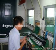 finial test for noise,characteristic,high voltage