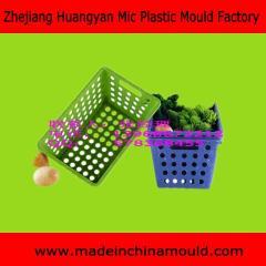 Plastic Europe and American Standard OEM Basket Mould