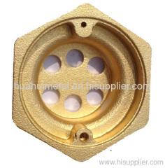 Brass Flange (HS-106)