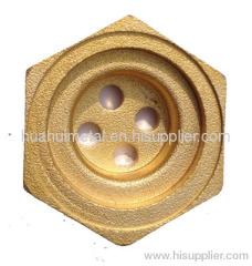 Brass Flange (HS-101)