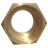 Brass Flange Nut (HN403)