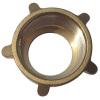 Brass Flange Nut (HN409)