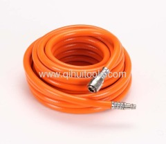 PVC Hose with Double Male Fitting