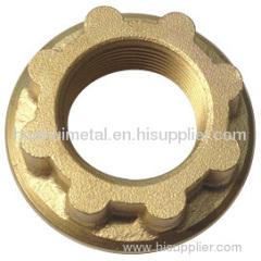 Brass Valve Fitting (HF-043)