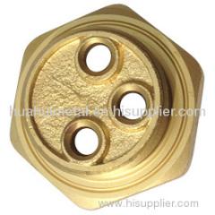Brass Flange (HS-110)