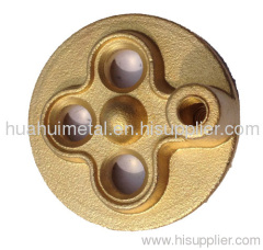 Brass Flange (HR-201)