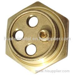 Brass Flange (HS-108)