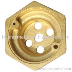 Brass Flange (HS-109)