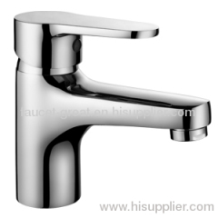 New Design Basin Faucet With H58 Brass Body