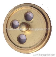 Brass Flange (HR-202)