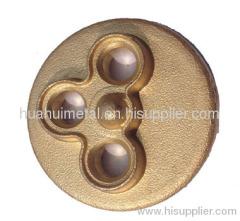 Brass Round Flange (HR-203)