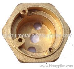 Brass Flange (HS-102)
