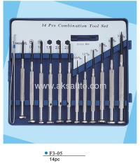 combination screw driver