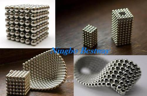 Small D5mm Magnetic Spheres Wholesale