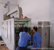 drip insulating paint machine