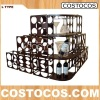MODULAR WINE RACK, L TYPE