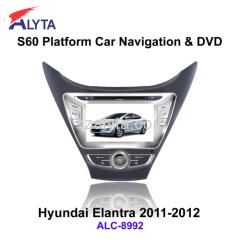 Hyundai Elantra DVD GPS