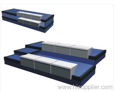 retractable seating,telescopic seating,bleachers,benches