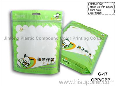plastic clothes bags