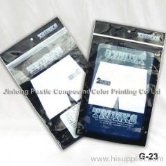 plastic packaing bags