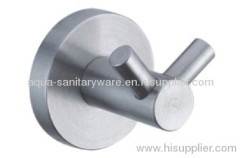 Double Robe Hook Stainless steel