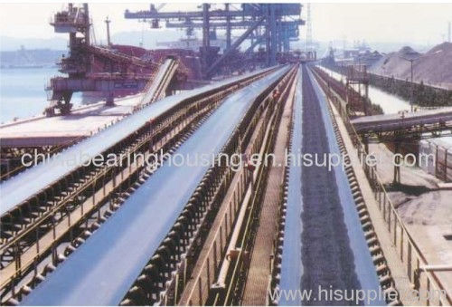 conveyor belt housing