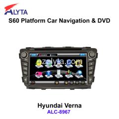 Hyundai Verna gps