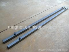 precast concrete magnetic formwork