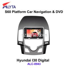 Hyundai I30 Navigation DVD