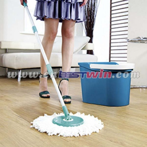 HAND PRESS DOUBLE DEVICES EASY MOP tv shoping