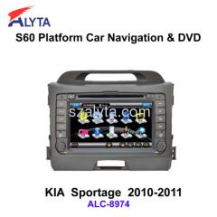 KIA Sportage gps