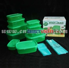 40PCS Always Fresh Containers As Seen on TV