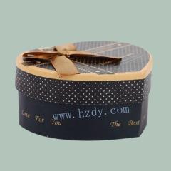 Heart Shape Paper Gift Box