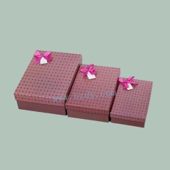 2mm thickness papaer board gift box