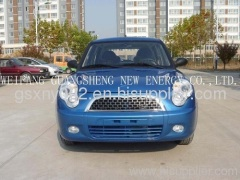 High Speed Smart Mini Electric Car with Lithium battery for 5 persons