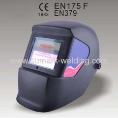 Auto-Darkening Welding Helmet; Safety Protection