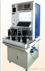 Automatic Armature Testing Panel