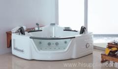 Indoor hot tub spa supplies