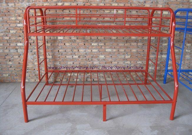 modern triple metal bunk bed from china manufacturer donny furniture co ltd. Black Bedroom Furniture Sets. Home Design Ideas